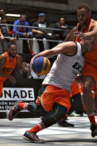 3 Jonathan Garcia (PUR) - Caguas v Minnesota, 2016 WT Mexico City, Last 8, 17 July 2016