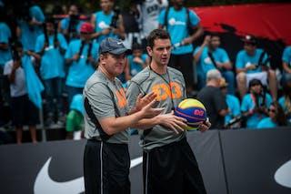 Referees, FIBA 3x3 World Tour Rio de Janeiro 2014, Day 2, 28. September.