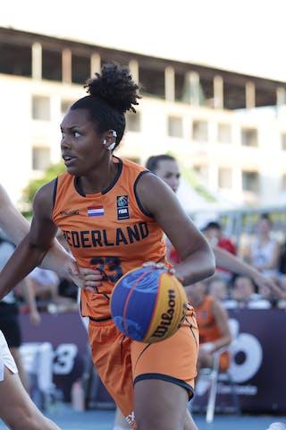 33 Janis Ndiba (NED)