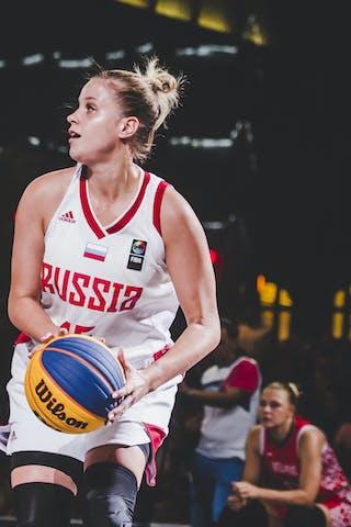 15 Olga Frolkina (RUS)