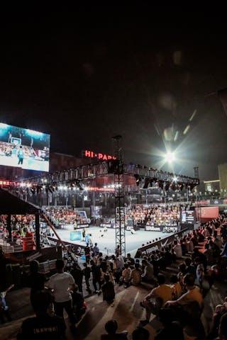 Hamamatsu v Wukesong, 2016 WT Beijing, Pool, 16 September 2016