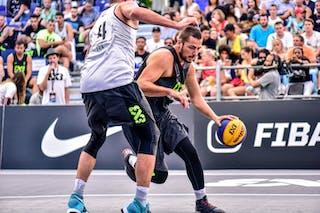 6 Nikola Vujovic (SLO) - Maribor v Paris, 2016 WT Lausanne, Pool, 26 August 2016