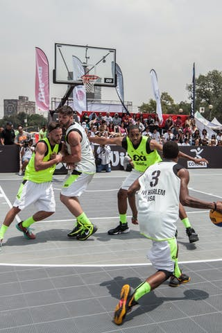 NY Harlem v Denver, 2015 WT Mexico DF, Final, 10 September 2015