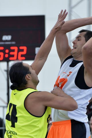 #3 Kranj (Slovenia) Saskatoon (Canada) 2013 FIBA 3x3 World Tour final in Istanbul