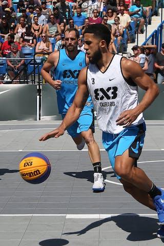 6 Zahir Carrington (USA) - 4 Damon Huffman (USA) - 5 Angel Matias (PUR) - 3 Jorge Matos (PUR)