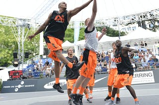 #6 Stockholm(Sweden) 2013 FIBA 3x3 World Tour Masters in Lausanne