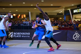 Doha v Kobe, 2015 WT Manila, Pool, 1 August 2015