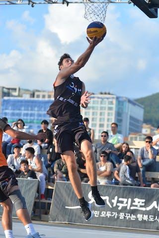 2 Simon Finzgar (SLO) - FIBA 3x3 juej challenger