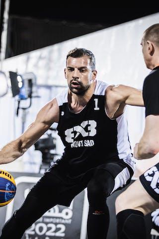 5 Marko Savić (SRB) - 1 Strahinja Milosevic (SRB)
