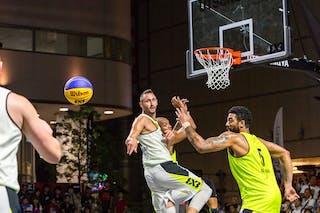 3 Dejan Majstorovic (UAE) - Novi Sad Al Wahda v Al Gharafa, 2016 WT Utsunomiya, Pool, 30 July 2016