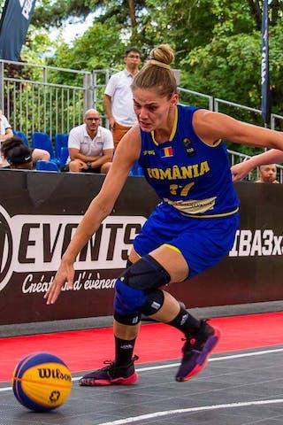 17 Alexandra Uiuiu (ROU)