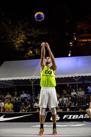 3 Dejan Majstorovic (UAE) - Piran v Novi Sad Al Wahda, 2016 WT Utsunomiya, Final, 31 July 2016