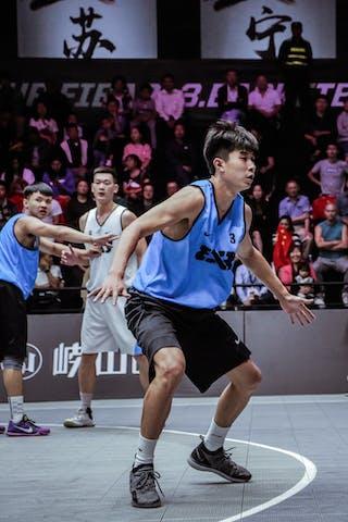 6 Bao Yufeng (CHN) - 3 Zhiyang Zhang (CHN) - 4 Chen Qiujie (CHN) - 3 Zhang Ziyi (CHN)