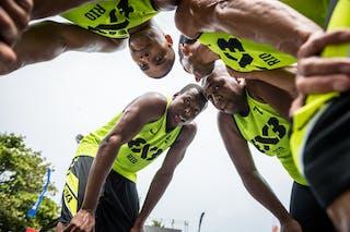 Team Rio, FIBA 3x3 World Tour Rio de Janeiro 2014, 27-28 September.