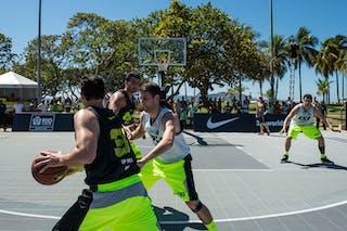 #4 SP Sorriso SP YMCA (Brasil) 2013 FIBA 3x3 World Tour Rio de Janeiro