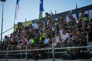 Fans #10 2013 FIBA 3x3 World Tour Rio de Janeiro