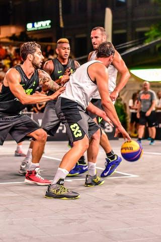 4 Marko Brankovic (SRB) - 5 Aleksandar Ratkov (SRB) - 6 Claudio Negri (ITA) - 2 Gionata Zampolli (ITA)