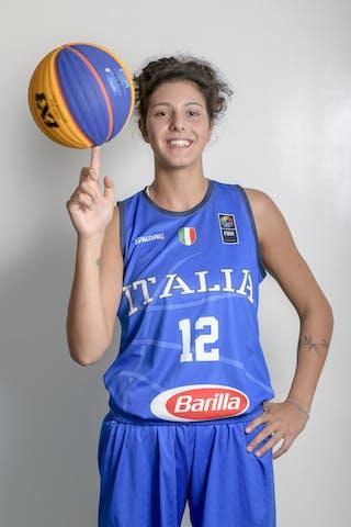 12 Valeria Trucco (ITA)