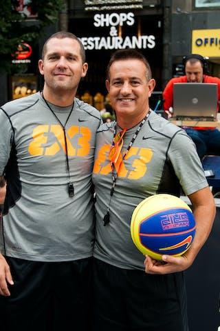 Referees. 2014 World Tour Prague.