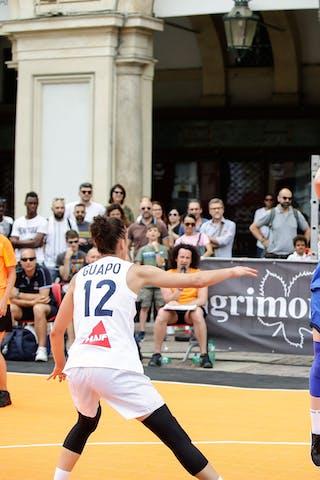 12 Laetitia Guapo (FRA) - 9 Giulia Ciavarella (ITA)