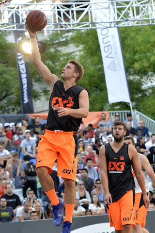 #4 Dusseldorf (Germany) 2013 FIBA 3x3 World Tour Masters in Lausanne