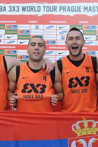 Marko SAVIĆ (Serbia); Dusan DOMOVIC BULUT (Serbia); Dejan MAJSTOROVIC (Serbia); Marko ZDERO (Serbia)