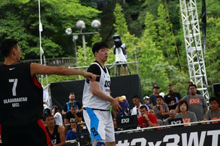 7 Bang Deok Won (KOR) - Qualifying Draw A3 Ulaanbaatar vs Gangnam