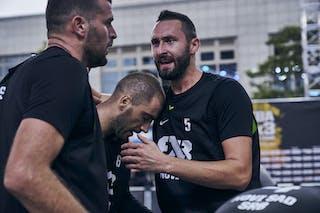 7 Tamás Ivosev (SRB) - 6 Dusan Bulut (SRB) - 5 Dejan Majstorovic (SRB)