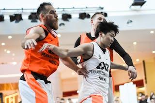 3 Yoshiyuki Matsuwaki (JPN) - 5 Marko Savić (SRB) - 3 Marko Zdero (SRB)