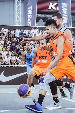 5 Peng Wang (CHN) - 6 Tao Liu (CHN)