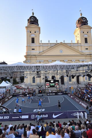 Bordeaux v Split, 2016 WT Debrecen, Pool, 7 September 2016