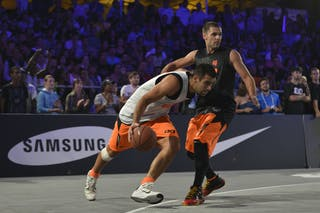 #5 Kranj (Slovenia) Final 2013 FIBA 3x3 World Tour Masters in Lausanne