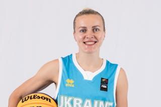 5 Yevheniia Spitkovska (UKR)
