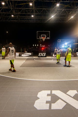 Miami vs Toronto at the San Juan Masters 10-11 August 2013 FIBA 3x3 World Tour, San Juan, Puerto Rico