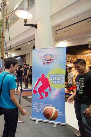 Sponsors for FIBA 3x3 2015 WT Manila