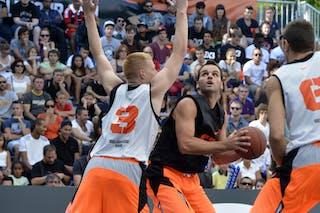 #3 Malaga (Spain) 2013 FIBA 3x3 World Tour Masters in Lausanne