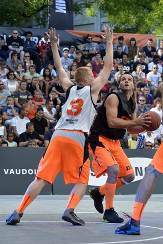 #3 Malaga (Spain) 2013 FIBA 3x3 World Tour Masters in Lausanne