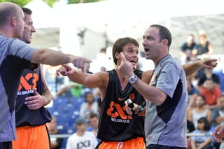 Belgrade (Serbia) 2013 FIBA 3x3 World Tour Masters in Lausanne