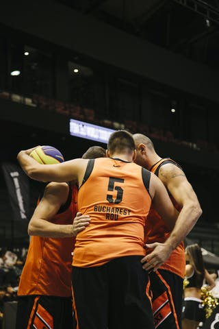 Team Bucharest, FIBA 3x3 World Tour Final Tokyo 2014, 11-12 October.