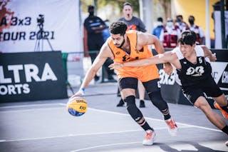 5 Zachary Huang (PHI) - 3 Abdelrahman Yehia (QAT)