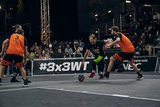 6 Kyle Landry (CAN) - 2 Aron Roijé (NED)