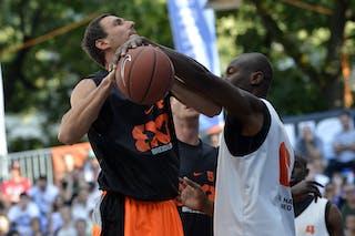 #6 Brezovica (Slovenia) 2013 FIBA 3x3 World Tour Masters in Lausanne