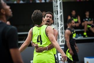 #5 Soares Yannick, Team Pelotas, FIBA 3x3 World Tour Rio de Janeiro 2014, 27-28 September.