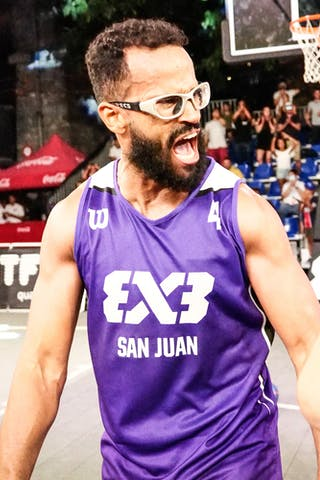 4 Gilberto Clavell (PUR)