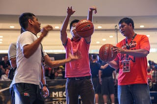 Entertainment, 2014. World Tour Manila, 3x3game, 20. July.