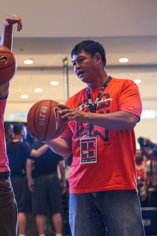 Entertainment, 2014. World Tour Manila, 3x3game, 20. July.