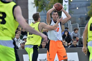 #3 Kranj (Slovenia) Saskatooon (Canada) 2013 FIBA 3x3 World Tour final in Istanbul