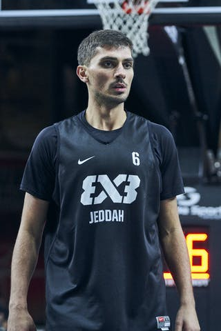 6 Nemanja Draskovic (KSA)