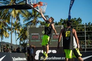 #5 SP YMCA (Brazil) Nequen (Argentina) 2013 FIBA 3x3 World Tour Rio de Janeiro