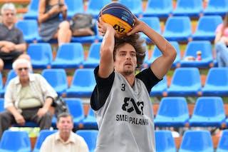 3 Milan Milosevic (SRB)
